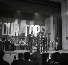 Les Four Tops, 1966