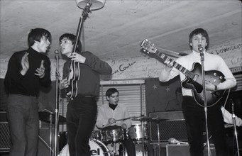 Les Windings, 1963