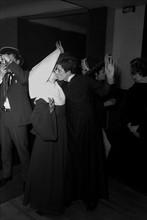 Soirée déguisée au Golf-Drouot, 1964