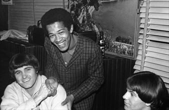 Vince Taylor, Vigon et Bobbie Clarke, 1964