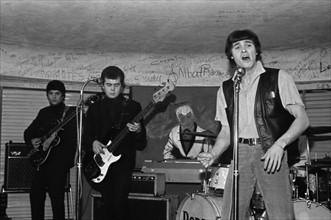 Le Bobbie Clarke Noise, 1964