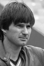 Jimmy Connors, tournoi de Roland-Garros 1989