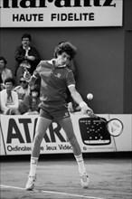 Guy Forget, tournoi de Roland-Garros 1987