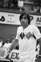 Ilie Nastase, tournoi de Roland-Garros 1982