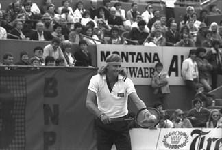 Björn Borg, tournoi de Roland-Garros 1980