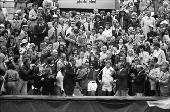 Guillermo Vilas, tournoi de Roland-Garros 1977