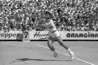 Guillermo Vilas, tournoi de Roland-Garros 1979