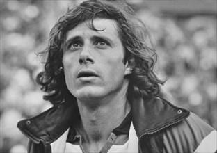 Portrait de Guillermo Vilas en 1978