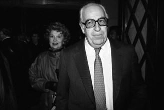 Edwige Feuillère et Guy Tréjean, 1985