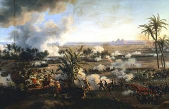 """Lejeune, """"La Bataille des Pyramides"""""""
