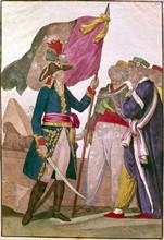 Bonaparte, campagne d'Egypte
