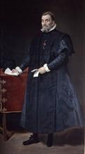 Vélasquez, Portrait de Diego del Corral y Arellano