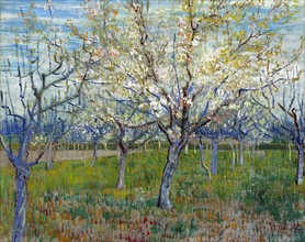 Van Gogh, Le Verger rose