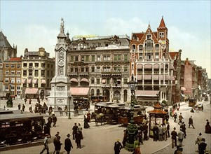 Amsterdam, between 1890 and 1900