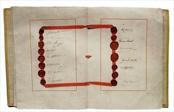 Traité de Versailles, 28 juin 1919
