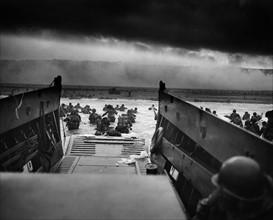 Débarquement des troupes américaines en Normandie, 6 juin 1944