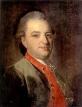 Rokotov, Le poète Vasily Maikov