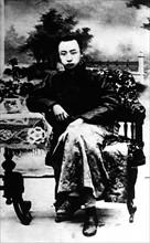 Kwang-Hsu, neveu de l'impératrice Tz'u-Hsi