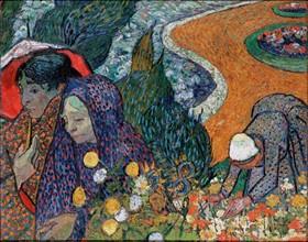 Van Gogh, Souvenir du jardin à Etten