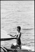 Jackie Kennedy, été 1962