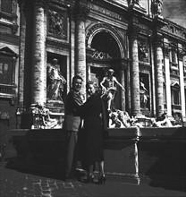 Martine Carol et Christian-Jaque