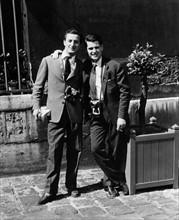 Benno Graziani et Daniel Filipacchi
