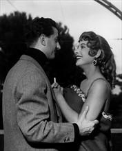 Benno Graziani et Hedy Lamarr