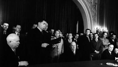 La Déclaration de Belgrade, 1955