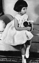 La Princesse Caroline de Monaco, 1960
