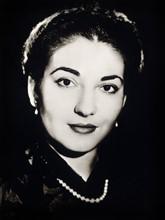 Maria Callas en 1951