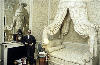 Karl Lagerfeld, 1984