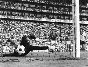 Coupe du monde de football à Mexico