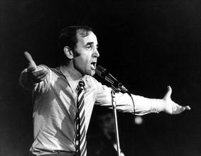 Charles Aznavour, 1972