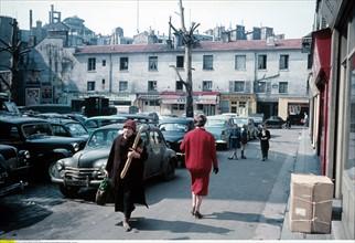 France, années 50