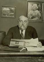 Portrait von Paul Poiret