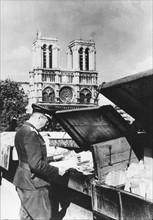 Occupation allemande à Paris. 1940