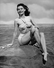 Ave Gardner, vers 1955