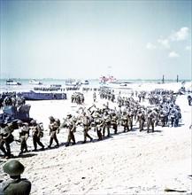 Débarquement allié en Normandie, 6 juin 1944