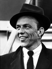 Portrait de Frank Sinatra