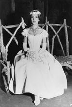 Maria Callas en 1955