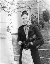 Silvia Sommerlath, future reine de Suède