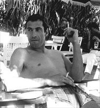 Roger Vadim, vers 1962