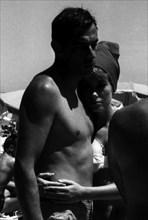Roger Vadim, Catherine Deneuve, vers 1962
