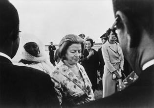 Wassila Bourguiba, 1966