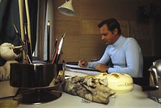 Albert Uderzo, 1970