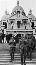 Front de l'Ouest, Bataille de France, 1940