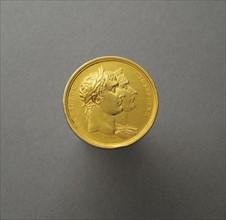 Médaille du couronnement