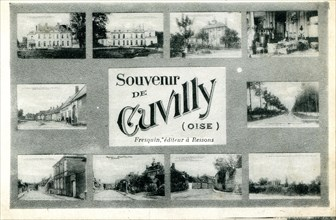 Cuvilly