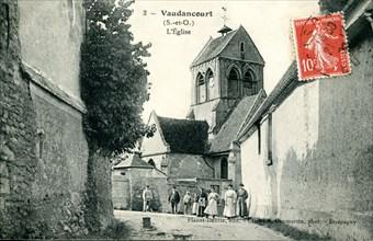 Vaudancourt