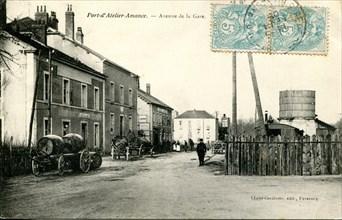 Port-D'atelier